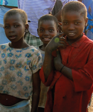 Child sponsorship coordinator for East African orphans